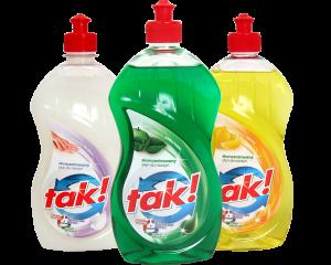 Płyn do mycia naczyń TAK!